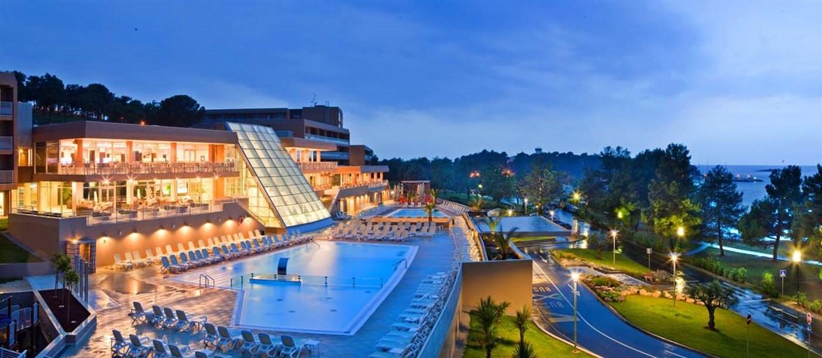 Hotel Laguna Molindrio 4*, Poreč