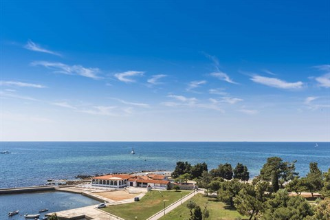 Accommodation in Umag - Apartments & Hotels in Istria